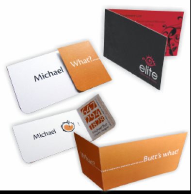 Online Business Cards