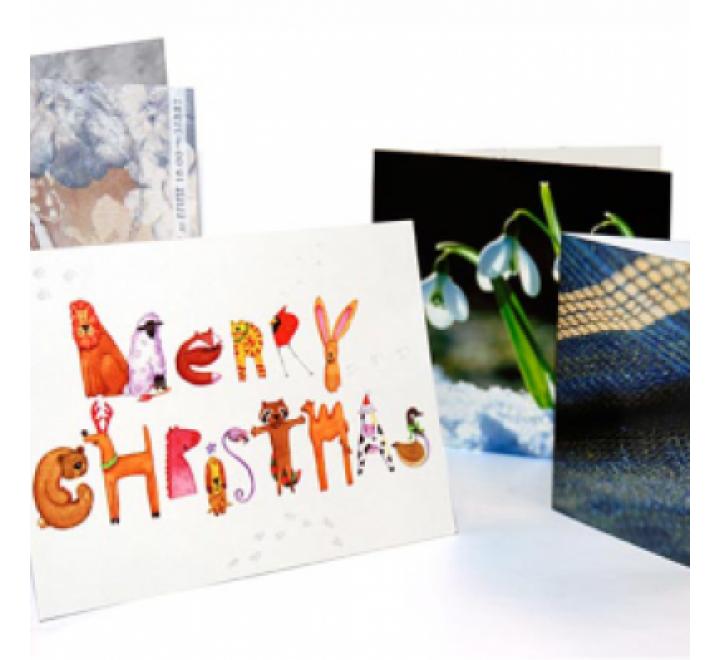 Flat Greeting Cards Printing