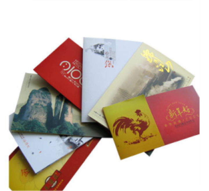 10 X 7 Greeting Cards Printing