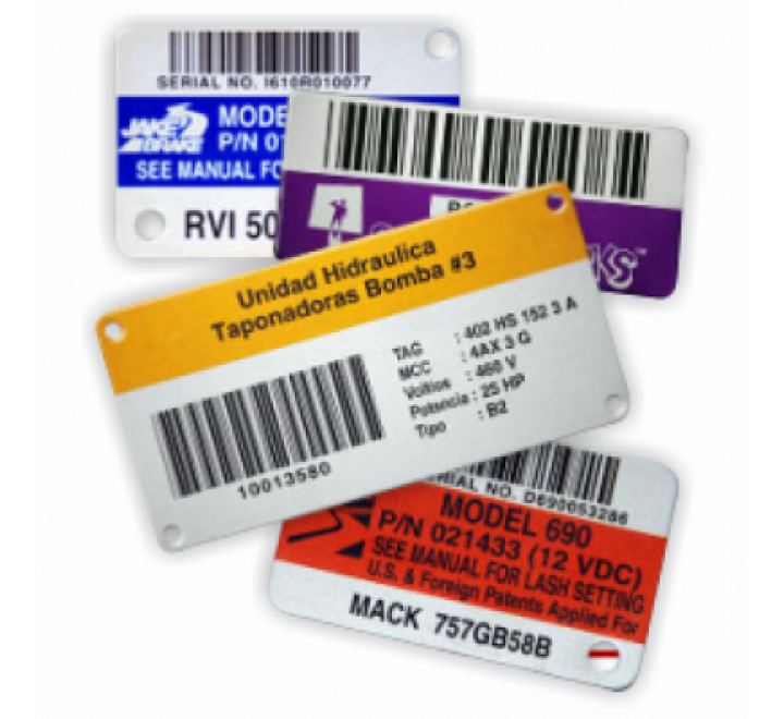 Asset Tags