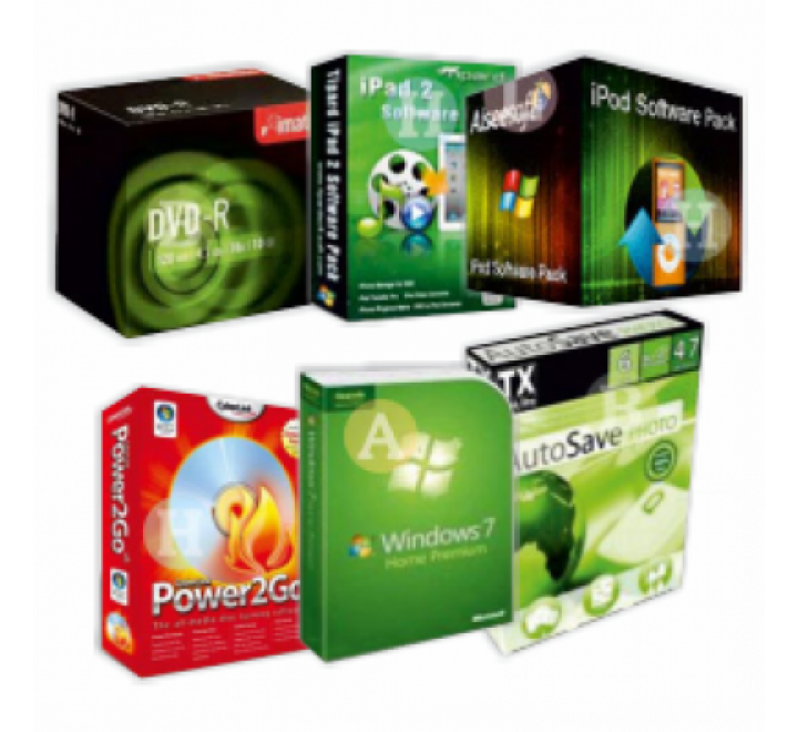 Software Boxes
