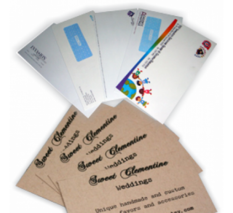 Commercial Envelopes