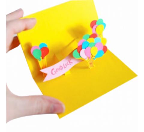 Die-Cut Greeting Cards Printing