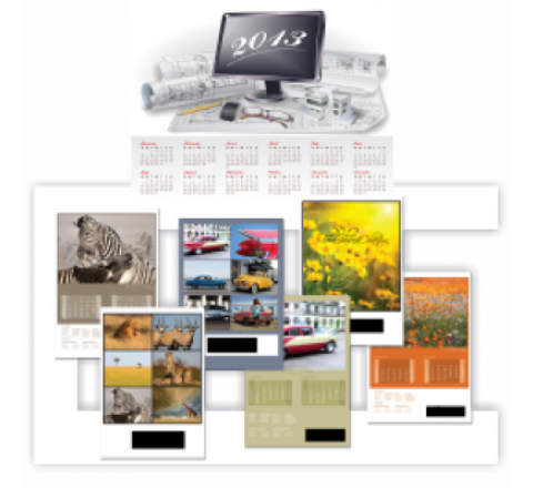 A2 Size Calendar