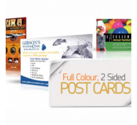 Flat Postcards Printing